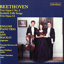Beethoven - English Piano Trio
