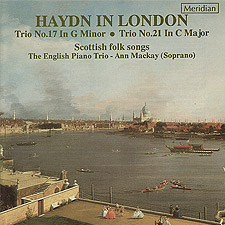 Haydn - English Piano Trio