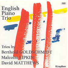 English Piano Trio - Trios